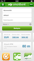 Screenshot of OTP SmartBank