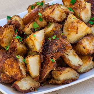 Italian Parmesan Roasted Potatoes