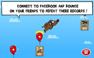 Screenshot of Space Dog + | Facebook Game