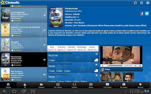 Cinépolis App