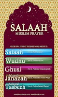 Screenshot of Salaah: Muslim Prayer