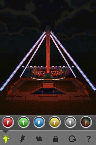 Funfair Ride Simulator: Disco