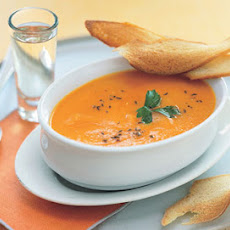 Carrot and Caraway Soup