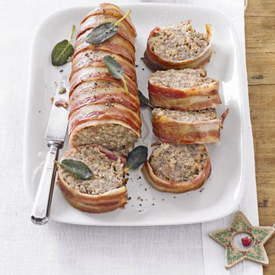 Chestnut Stuffing Roll