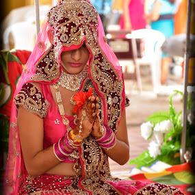 by Paulus Soegriemsingh - Wedding Ceremony ( , Wedding, Weddings, Marriage )