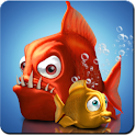 Crazy Fish Live Wallpaper icon