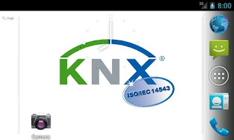 Screenshot of KNX Wallpaper