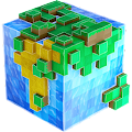 WorldCraft : 3D Build & Craft APK for Bluestacks