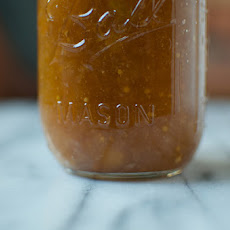 Apple Horseradish Conserve
