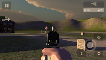 Screenshot of Mafia Guns Shooter