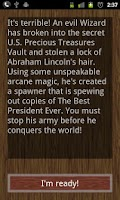 Screenshot of Abe Clone Attack