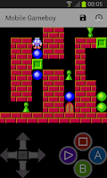 Screenshot of Mobile Gameboy