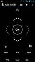 Screenshot of DBOX Remote