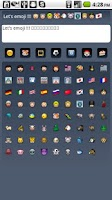Screenshot of Emoji Codec 1 (outdated)