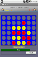 Screenshot of Line of 4 - Free