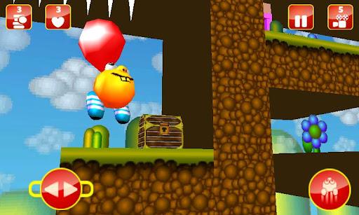 鮑勃橙 - 3D平台遊戲