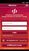 Screenshot of CBQ Mobile