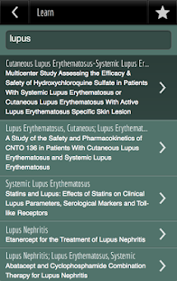 Clinical Trials Companion - screenshot