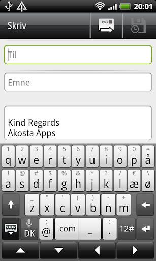 玩通訊App|電子郵件模板免費|APP試玩
