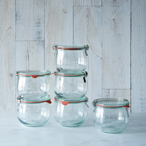 Weck Tulip Jar (Set of 6)