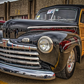 Woody by Ron Meyers - Transportation Automobiles