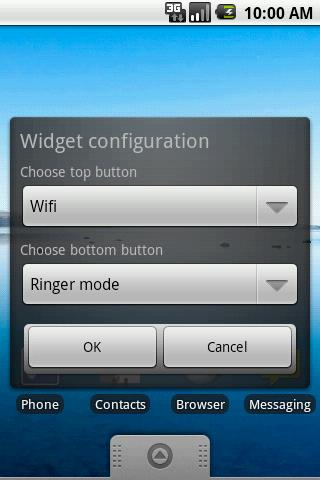 Multi Switcher Widget