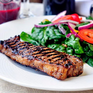 Beef Loin Strip Steak Recipes