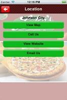 Screenshot of Luke's Pizza Restaurant