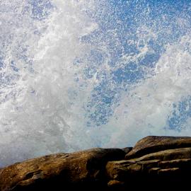 Liquid Walls 2 by Silvan Saria - Nature Up Close Water ( water, walls, sealife, beautiful, white, ocean, wet, oceanlife, photography,  )