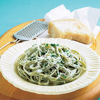 Healthy Fettuccine Alfredo With Spinach Recipes