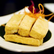 Crispy Pan-Fried Tofu Recipe