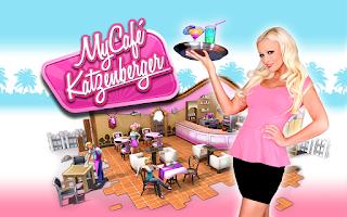 Screenshot of MyCafeKatzenberger