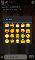 Screenshot of Chatro Upgrade Premium