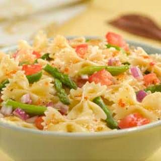 Bowtie Pasta Salad With Italian Dressing Recipes