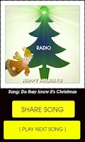 Screenshot of Christmas Radio - Free