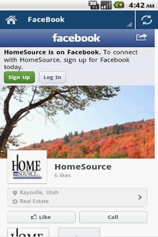 【免費商業App】Home Source Utah-APP點子