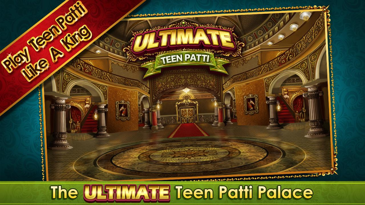 Ultimate Teen Patti Screenshot 0