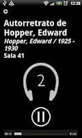 Screenshot of Hopper Exhibition
