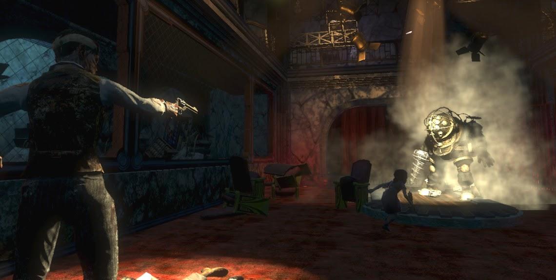 BioShock getting new Plasmid powers?
