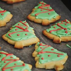 Soft Christmas Cookies