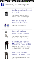 Screenshot of Black Friday 2014 - Best Deals