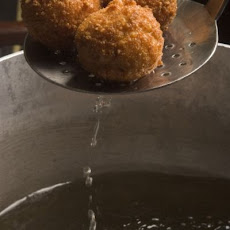 Deep-Fried Hush Puppies
