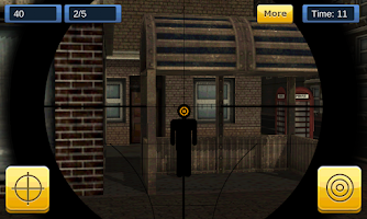 Screenshot of Sniper Sim 3D