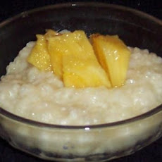 Coconut Tapioca Pudding (Rice Cooker)