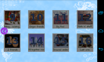 Screenshot of Xmas Memory Game - 12sec Xmas