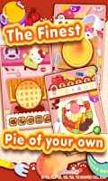 Screenshot of Hello Kitty's Pie Shop