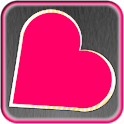 Pico Hearts Live Wallpaper icon