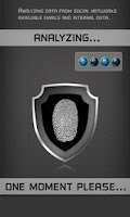 Screenshot of real FBI fingerprint scanner