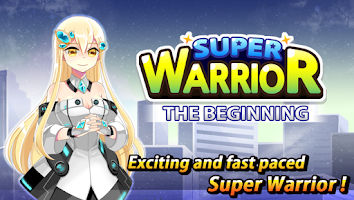 Screenshot of Super Warrior: The Beginning