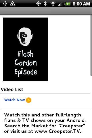 Flash Gordon Episode Download